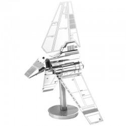 Figurine Vaisseau Star Wars Navette Impériale - maquette en métal