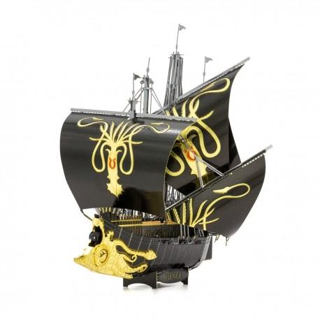 Puzzle 3D Greyjoy Ship Silence