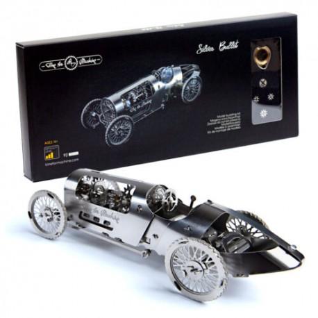 Silver Bullet Puzzle 3D Mécanique en Métal