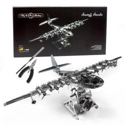 Heavenly Hercules Puzzle 3D Mécanique en Métal Timeformachine