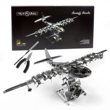 Heavenly Hercules Puzzle 3D Mécanique en Métal