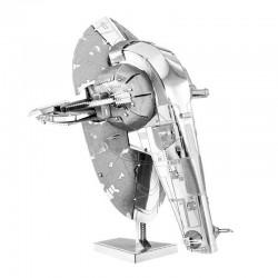 Puzzle 3D en métal - Star Wars Vaisseau Slave I