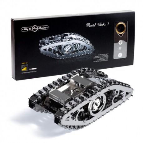 Marvel Tank Puzzle 3D Mécanique en Métal