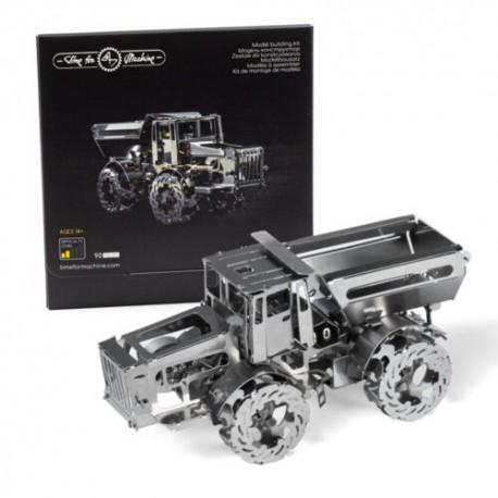 Hot Tractor Case Puzzle 3D Mécanique en Métal
