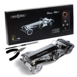 Glorious Cabrio Case Puzzle 3D Mécanique en Métal Timeformachine
