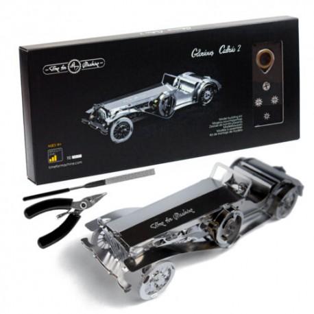 Glorious Cabrio Case Puzzle 3D Mécanique en Métal