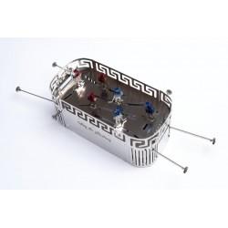 Medieval Hockey Puzzle 3D Mécanique en Métal Time for Machine