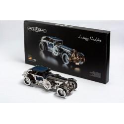 Luxury Roadster Puzzle 3D Mécanique en Métal Time for machine