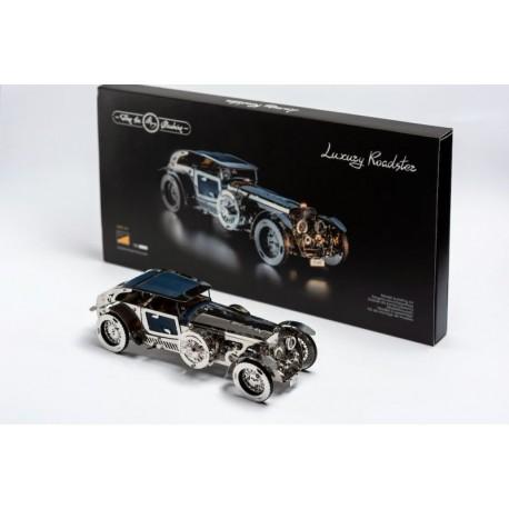 Luxury Roadster Puzzle 3D Mécanique en Métal