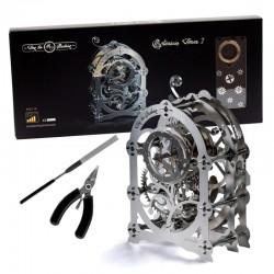 Mysterious Timer Puzzle 3D Mécanique en Métal TimeforMachine