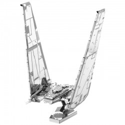 Puzzle 3D en métal - Star Wars Navette de commandement de Kylo Ren
