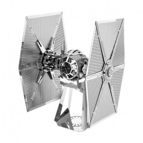 Puzzle 3D en métal - Star Wars Chasseur TIE Forces Spéciales